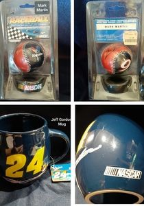 Collectible Nascar Items